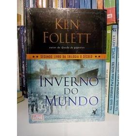 Livro Inverno Do Mundo - Livro 2 - Ken Follett