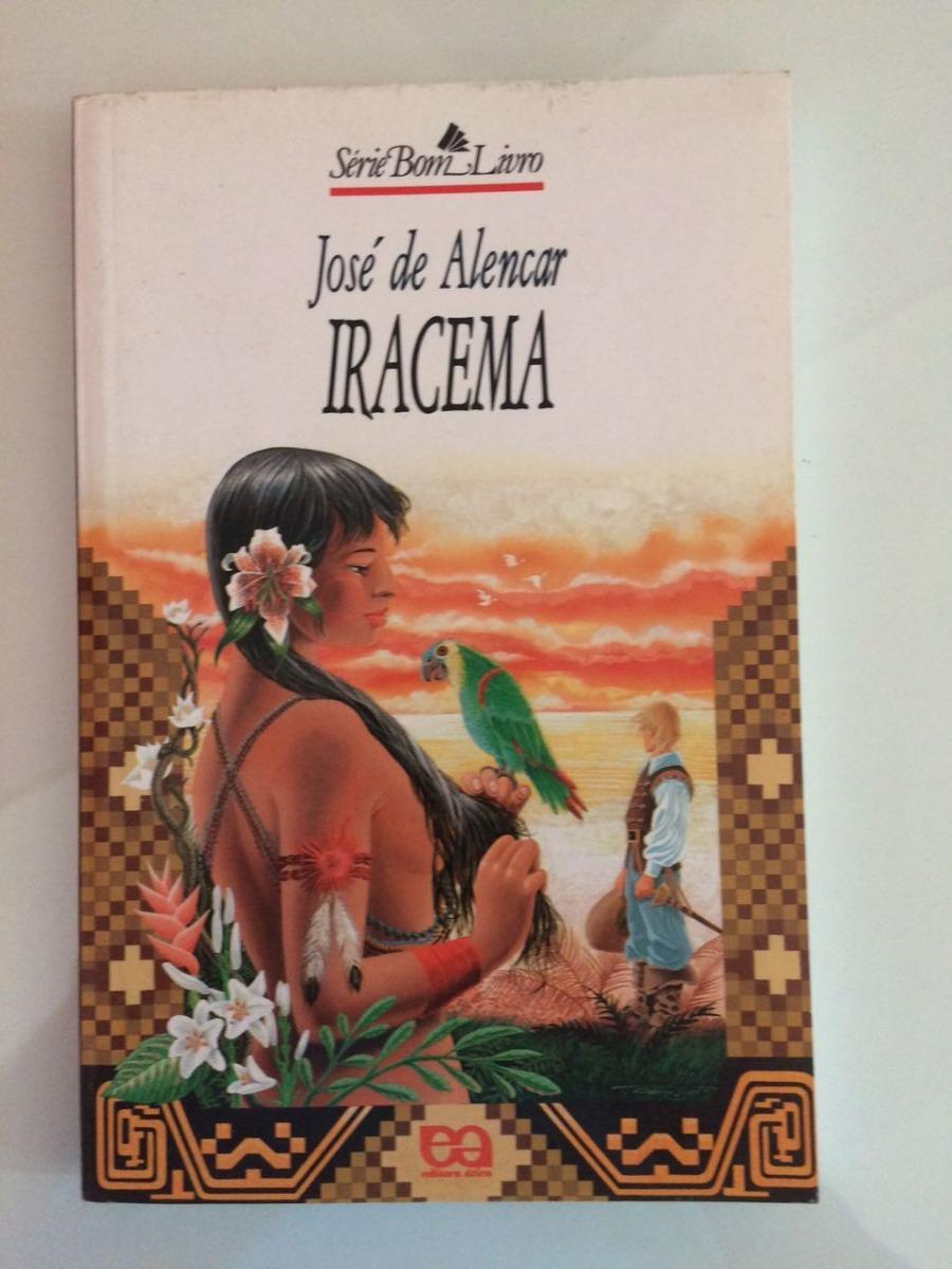 Livro: Iracema - José De Alencar - R$ 14,90 em Mercado Livre