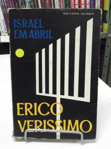 livro - israel em abril - erico veríssimo