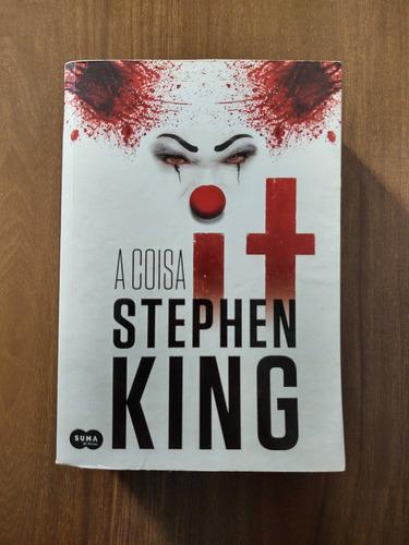 livro it a coisa - stephen king