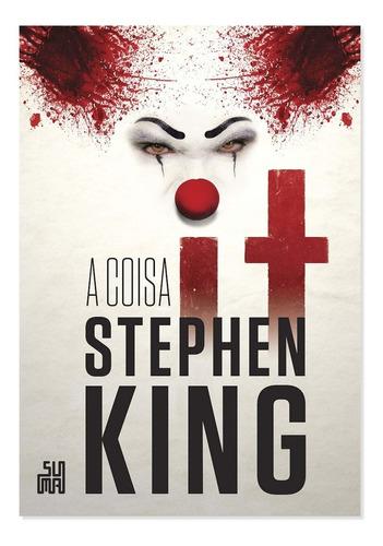 livro it: a coisa - stephen king