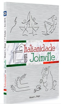 livro italianidade em joinville