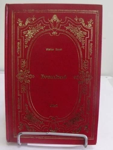 livro - ivanhoé - walter scott