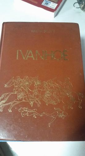 livro ivanhoé - walter scott - frete gratis