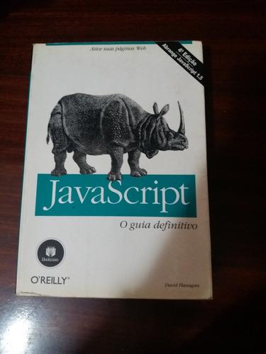 livro javascript o guia definitivo