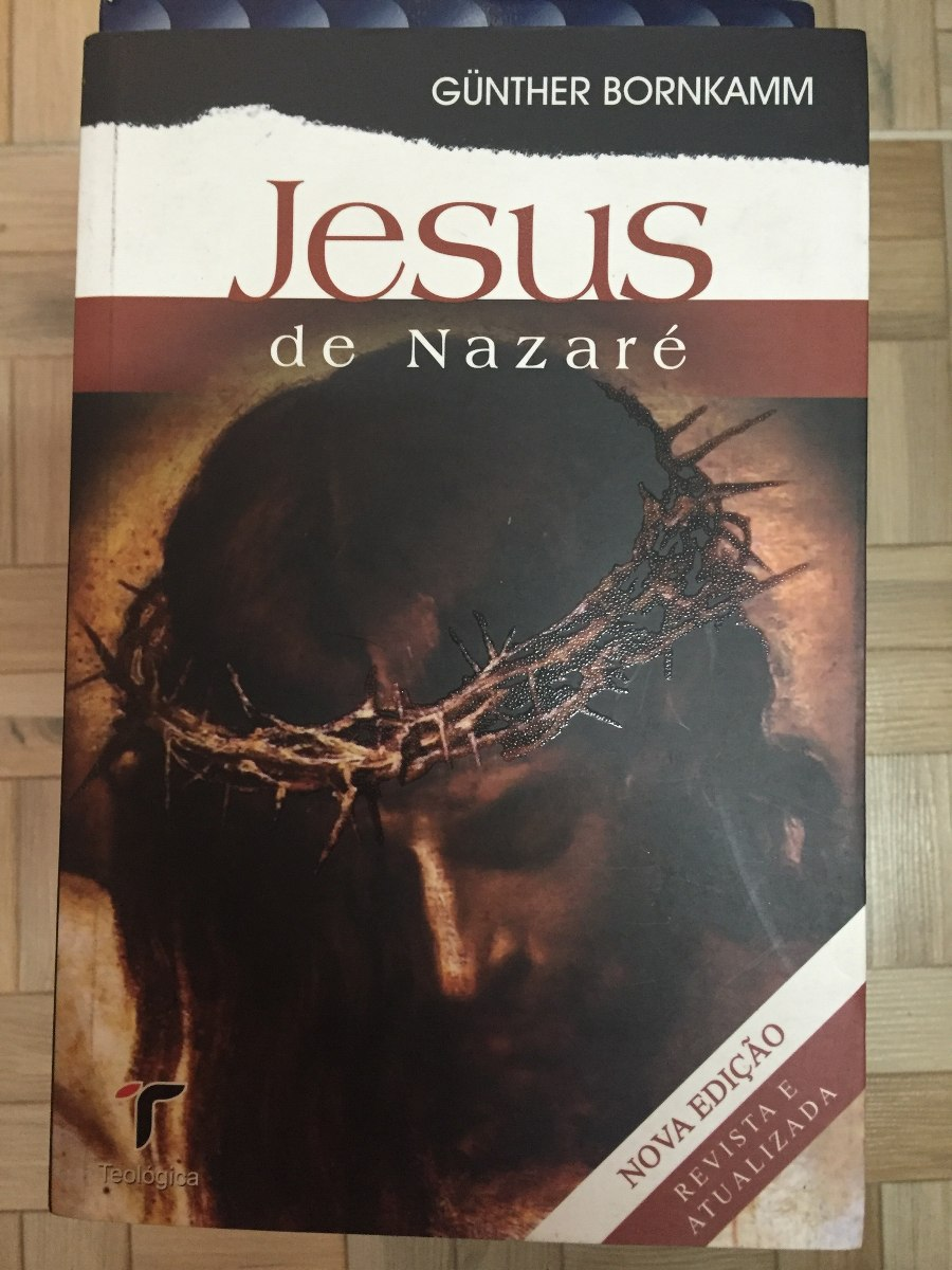 Resultado de imagem para imagem livro jesus de nazare
