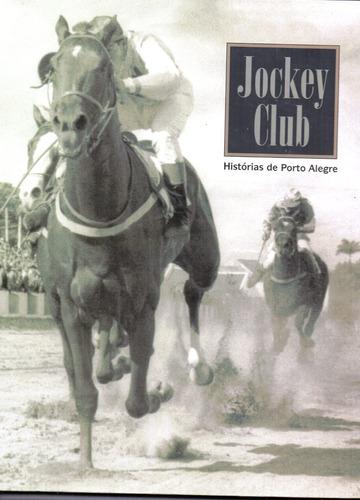 livro  jockey club, histórias de porto alegre