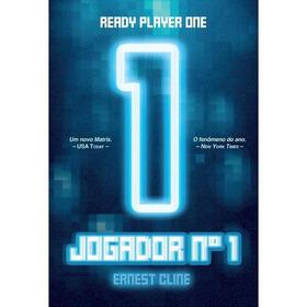 Livro Jogador Número 1 #