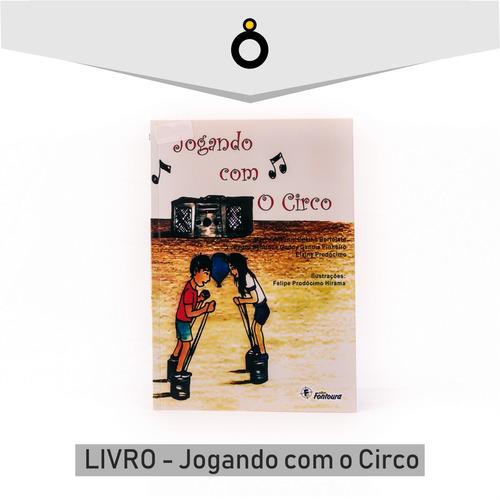 livro jogando com o circo