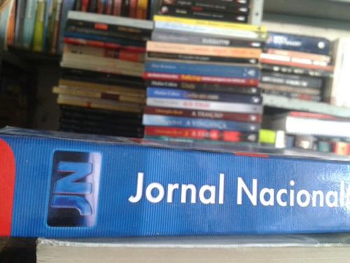 livro jornal nacional - a notícia faz história