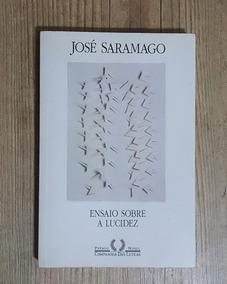6d6fe3624 Livro Ensaio Sobre A Lucidez no Mercado Livre Brasil