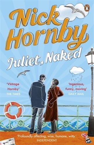 livro juliet, naked