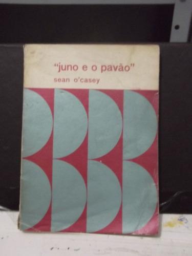 livro juno e o pavão - sean o' casey