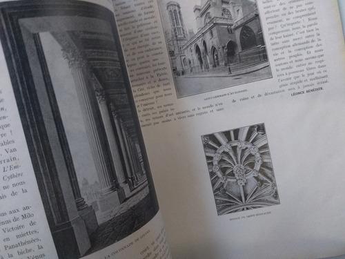 livro la beauté de paris - la renaissance de l'art français