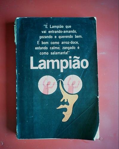 livro - lampião - capitão virgulino ferreira - nertan macêdo