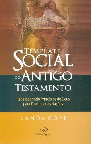 livro landa cope - template social do antigo testamento