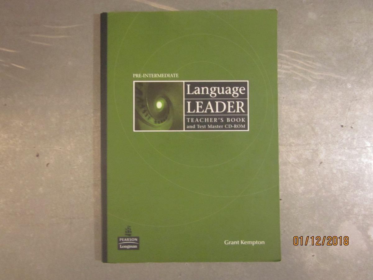 Language Leader Intermediate Teachers Book