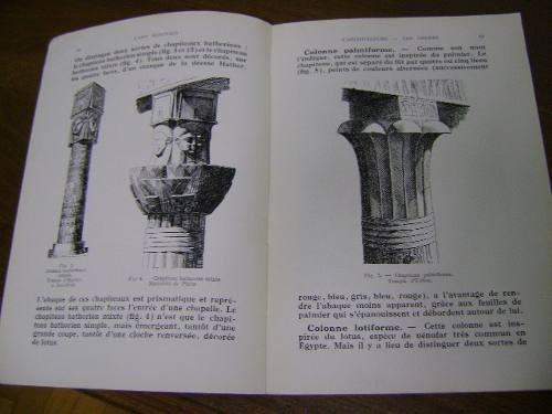 livro lart égyptien la grammaire des styles