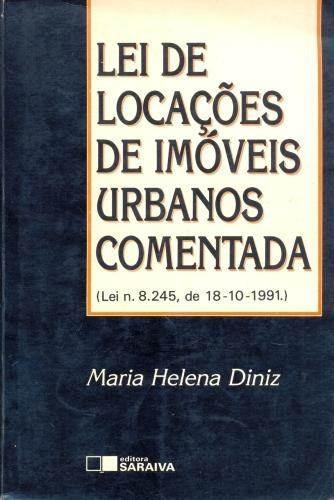 livro lei de locações de imóveis urbanos comentada