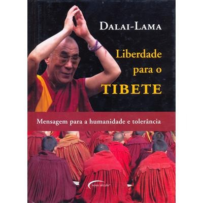 livro - liberdade para o tibete - dalai - lama