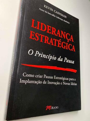 livro liderança estratégica
