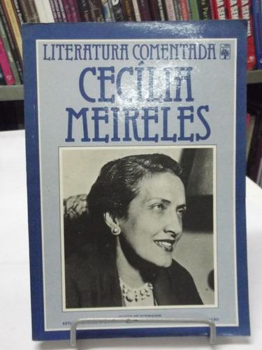 livro - literatura comentada - cecília meireles - norma s.