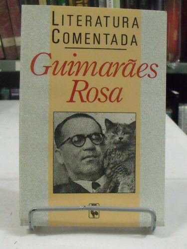 livro - literatura comentada - guimarães rosa