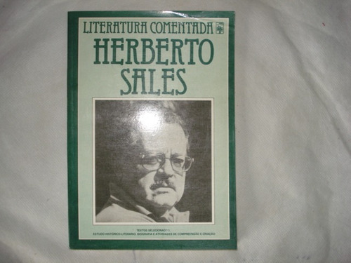 livro - literatura comentada - herberto sales
