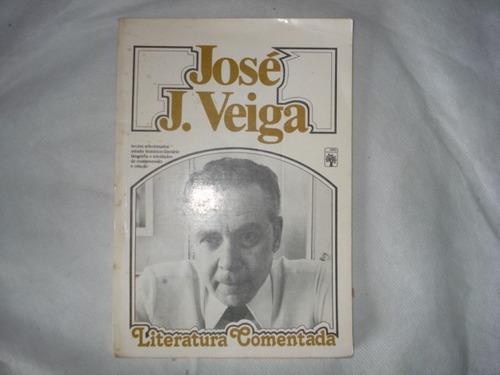 livro - literatura comentada - josé j. veiga