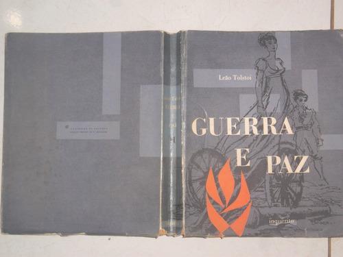 livro - literatura estrangeira - guerra e paz -  volume 2