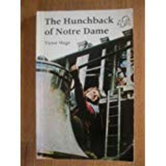 livro - literatura estrangeira - hunchback of notre dame
