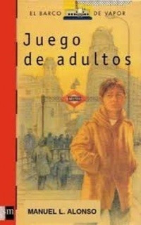 livro - literatura estrangeira - juego de adultos