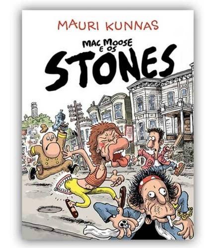 livro livro mac moose e os stones ro mauri kunnas