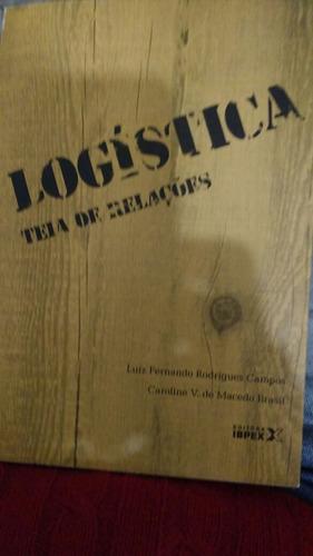 livro logística teia de relações