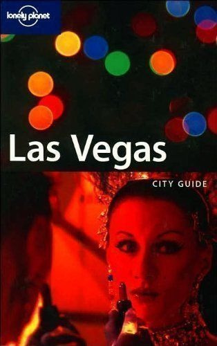 livro lonely planet las vegas (city guide) sara benson
