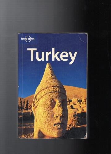livro: lonely planet turkey