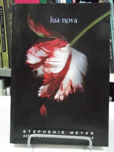 livro - lua nova - stephenie meyer