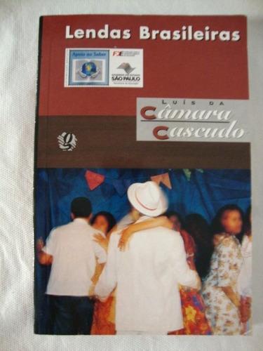 livro luís da câmara cascudo lendas brasileiras