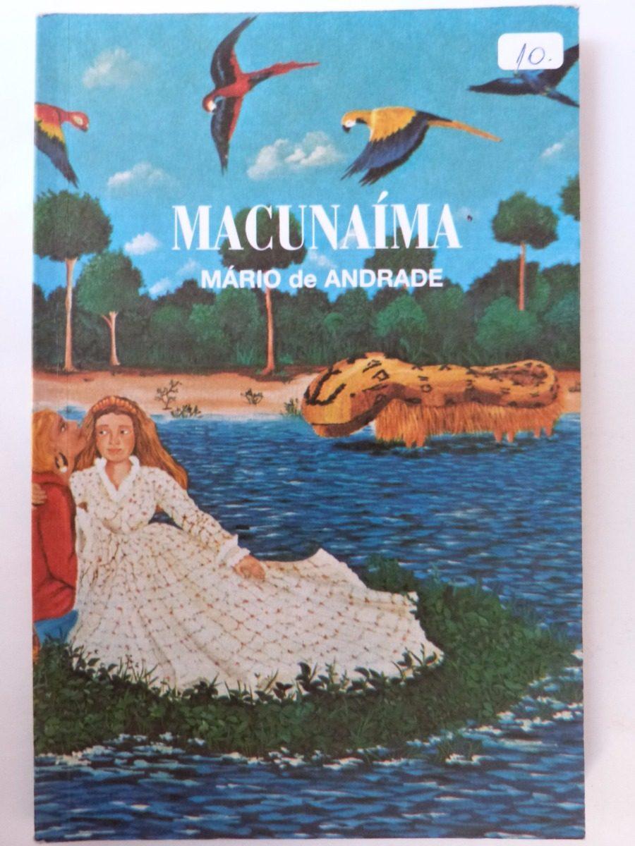 livro macunaima