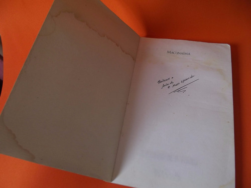 livro macunaíma - mário de andrade
