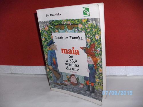 livro maia ou a 53ª  semana do ano 5ªed /1983- equipe fj