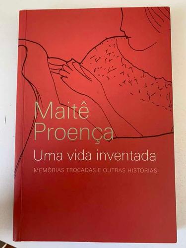 livro maitê proença uma vida inventada