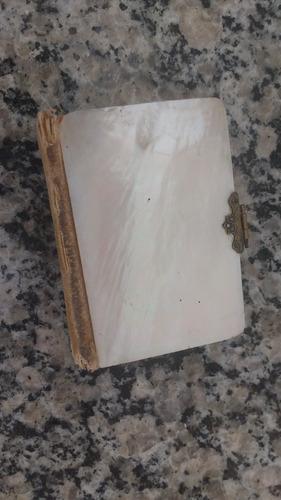 livro manual da missa e confissão século xix