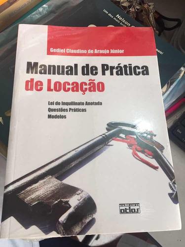 livro manual de prática de locação