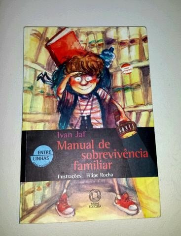 livro manual de sobrevivência familiar