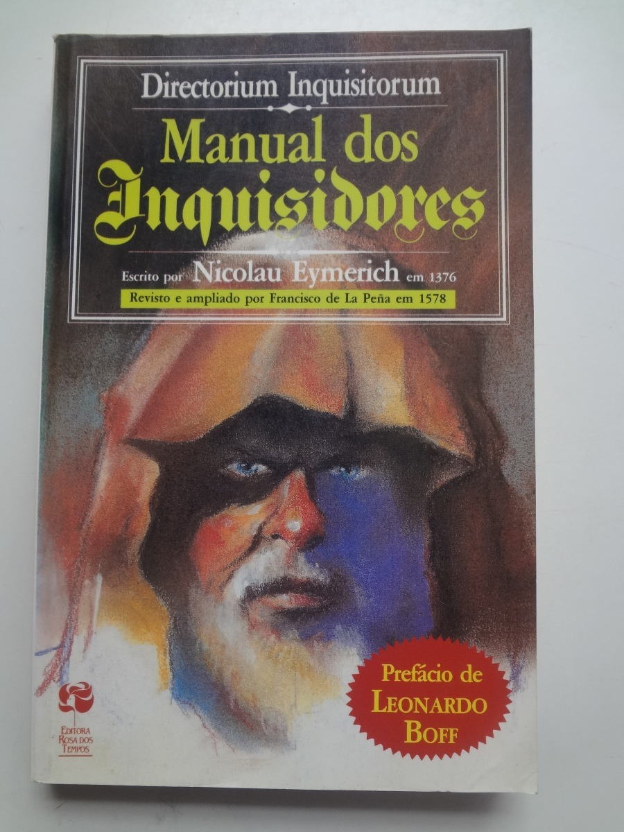 manual dos inquisidores nicolau eymerich
