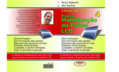 livro manutenção do painel lcd.
