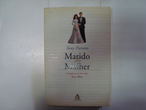 livro - marido & mulher - tony parsons