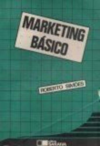 livro marketing básico roberto simões