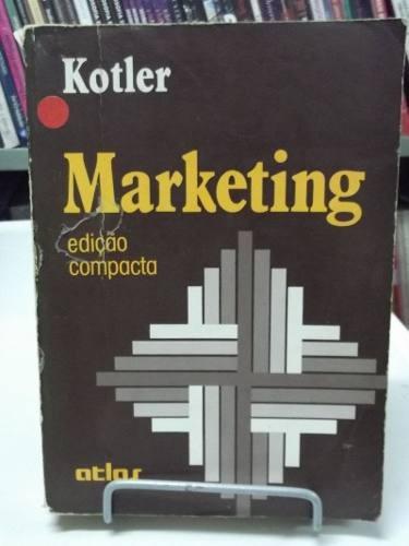 livro - marketing - edição compacta - phlip kotler
